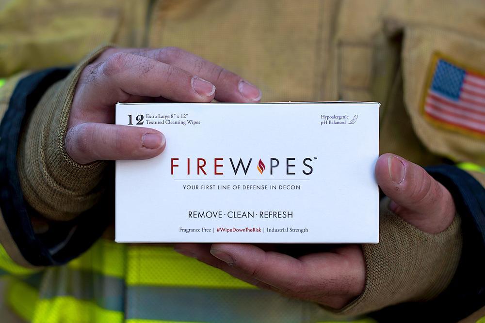 Firewipes® Single Box - 12 wipes