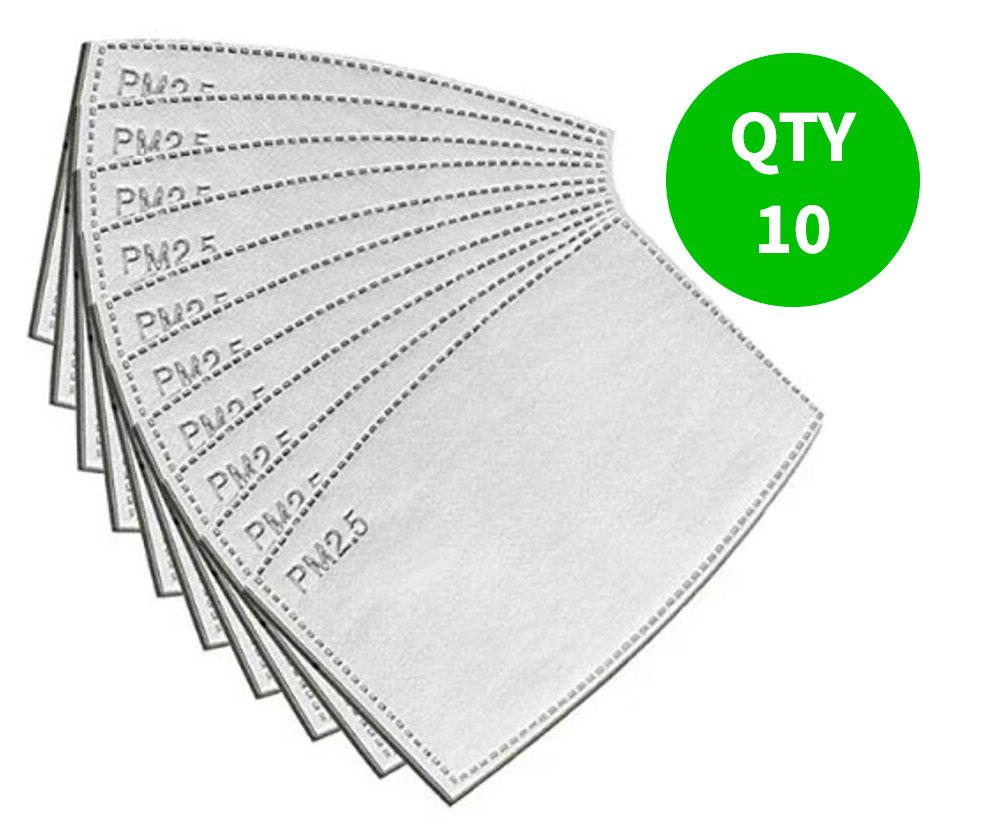 PM 2.5 Filters – QTY 10